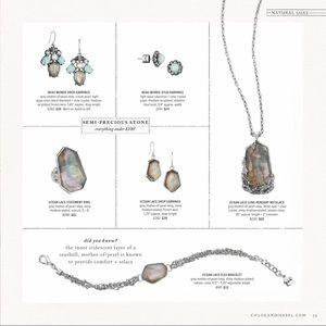 Chloe + Isabel Jewelry - Chloe + Isabel Ocean Lace Flex Bracelet